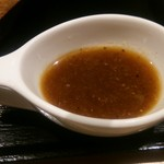根本商店 - タレ:ふわふわハンバーグと豚カルビの夏野菜スタミナ炒め