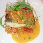 プリマヴェーラ - ランチ★魚料理