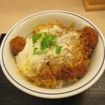 Katsuya - カツ丼(竹)、追加。