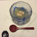 54929912 - 冬瓜釜盛り冷製スープ