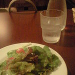boratorio - ランチのサラダ