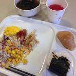 54930895 - 本日の朝食