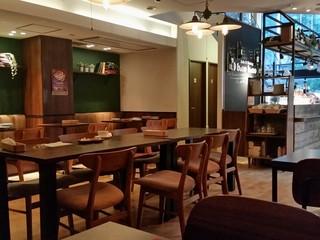 cafe&dining ballo ballo 虎ノ門 - 店内。