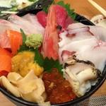 さすいち - 海鮮丼