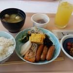 Restaurant Colore - 朝食(和食)