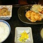 つぼつぼ - 日替わりランチ(680円)