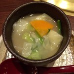 54938660 - 野菜の茶碗蒸し風