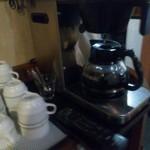 54939477 - セルフのコーヒー