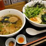 丸直 - つけ麺