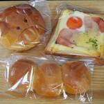 せたパン - テイクアウト