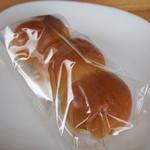せたパン - 三色パン