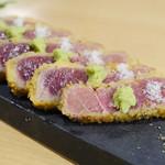 寿司居酒屋 番屋 - 本マグロのレアカツ