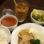フーズフーズ - 料理長おすすめ 本日の日替わりLUNCH