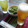 光秀 - 料理写真:2016年8月。  グラス生ビール。