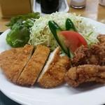 ナンワ - チキンカツ&鶏唐揚げちゃん