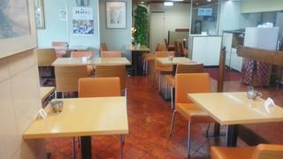 トリアノン 高円寺本店 - 喫茶室