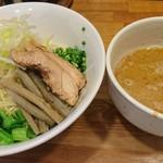54944198 - 『鶏白湯』味玉つけ麺税込¥950