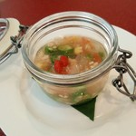 ナチュラルガーデン - 2016.8野菜スープ