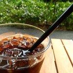 le galet - コーヒーは HOT 550円 、 ICE 600円