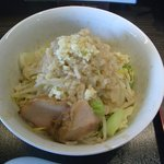 ラーメンにっこうact2 - お塩浩太郎②(750円)