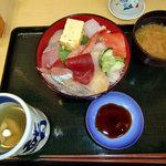 鮨正 本店 - 海鮮丼