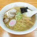 福 - 料理写真:ワンタンメン
