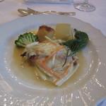 シャンソニエ - 真鯛のソテー クミン風味