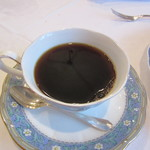 シャンソニエ - 食後のコーヒー