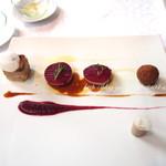 オーベルジュ・オー・ミラドー - お肉料理