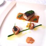 オーベルジュ・オー・ミラドー - お魚料理