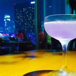 roof top bar & terrace G - 西新宿の夜景と共に…