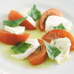 1830 - 水牛のモッツァレッラチーズ カプレーゼ