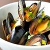 極上!ムール貝のシェリー蒸し Steamed Mussel
