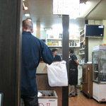 遠州屋 - 店内2
