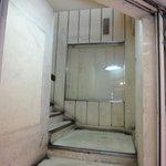 ぼん亭 - 階段