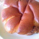 手づくりパンの店ぶんぶん - クリームパン