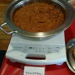 ターラ - 茄子のマサラカレー:これ美味しかた!