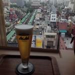 ミハラシ・カフェ - ビアビアとその景観