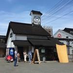 マルキン醤油記念館 売店 - マルキン醤油記念館 売店