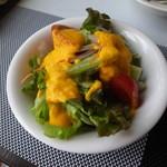 たんぽぽ食堂 - 野菜サラダ