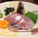 IZAKAYA DARUMA - やっぱ旬の魚は美味い
