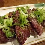 徳田酒店 - 漬け込みハラミ