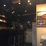ライムズ インディア - キッチンとバーカウンター