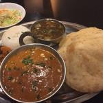 ライムズ インディア - ダール豆カレーのセット