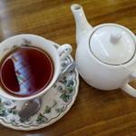 ロン - 紅茶(ドリンクセットで\280)
