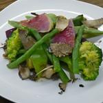 54974202 - コチアファームの温野菜