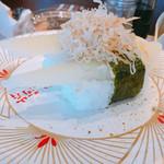 回転寿司 魚河岸 - 数の子