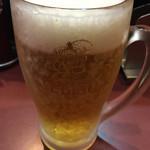 高蔵寺ダイニング おばんどり - 生ビール