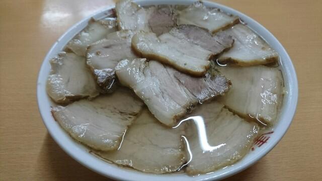 坂内食堂 - 肉そば