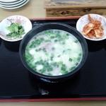 韓国家庭料理 ソナム - コムタン(ランチタイム)